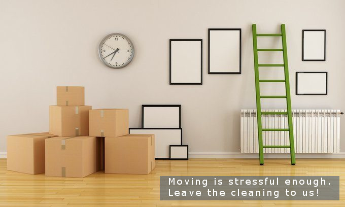 Move out Cleaning | Eco Clean Madison