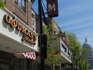 Goodmans Jewlery State St. Madison, WI